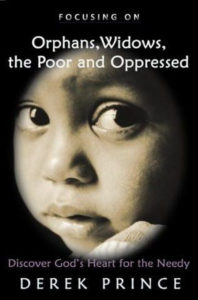 Who cares for orphans, widows, the poor and oppressed? God does...do we?