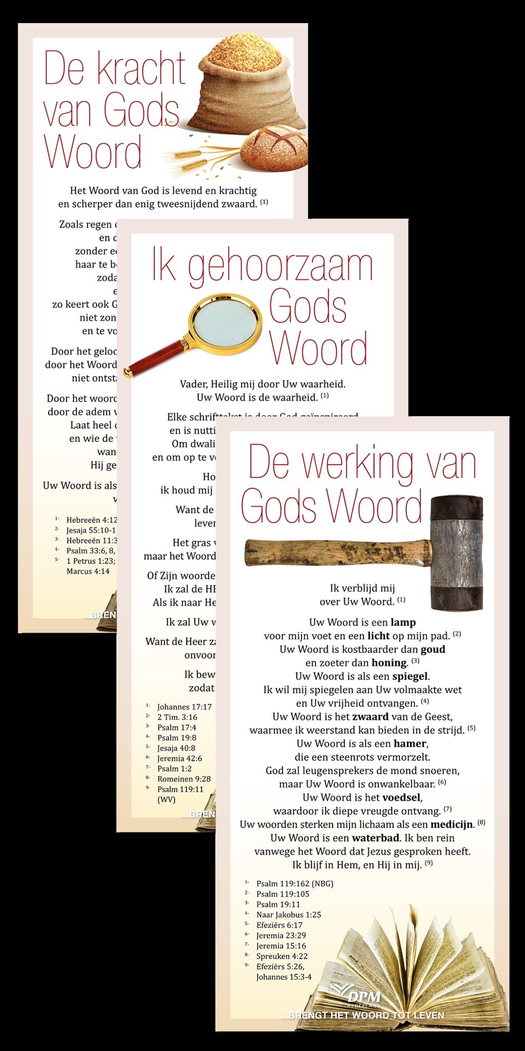 Hele set - Gods woord